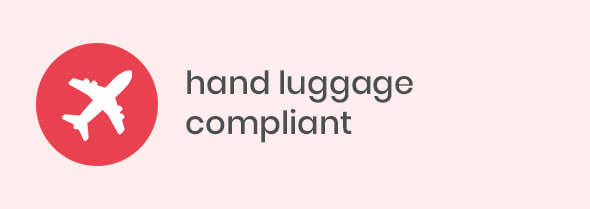 hand luggage compliant