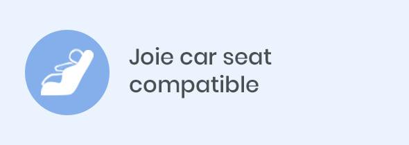 joie car seat compatible