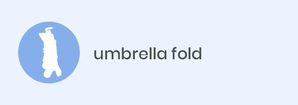 umbrella folding