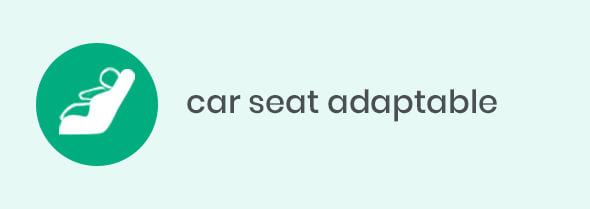 car seat adaptable