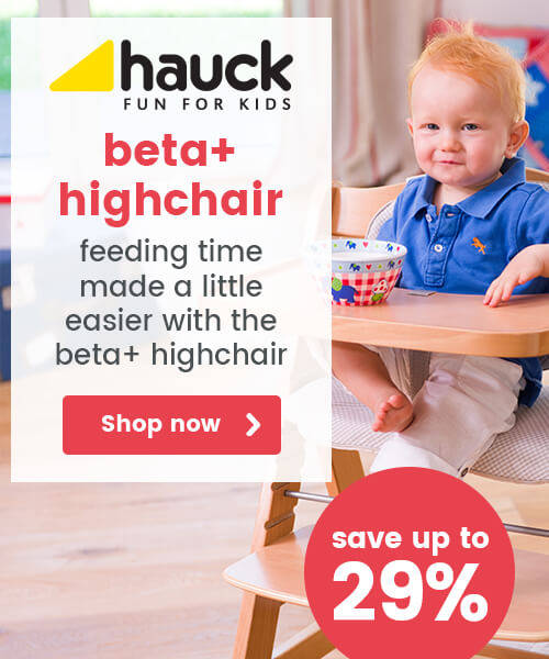 Hauck Beta Highchair