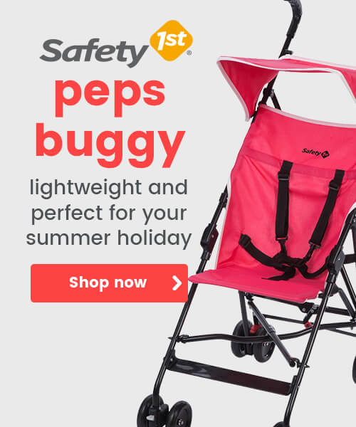 Safety 1st Peps Pushchair