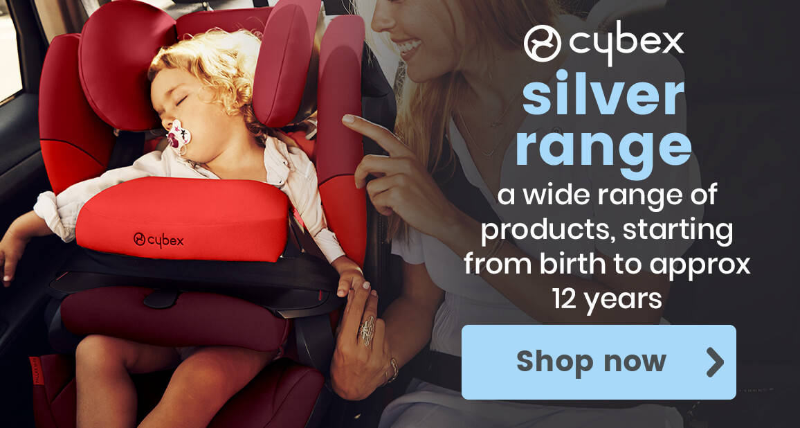 Cybex silver range
