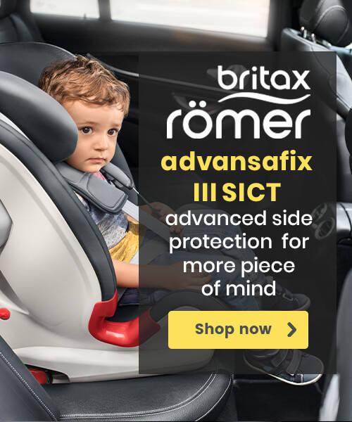 Britax Advansafix III SICT