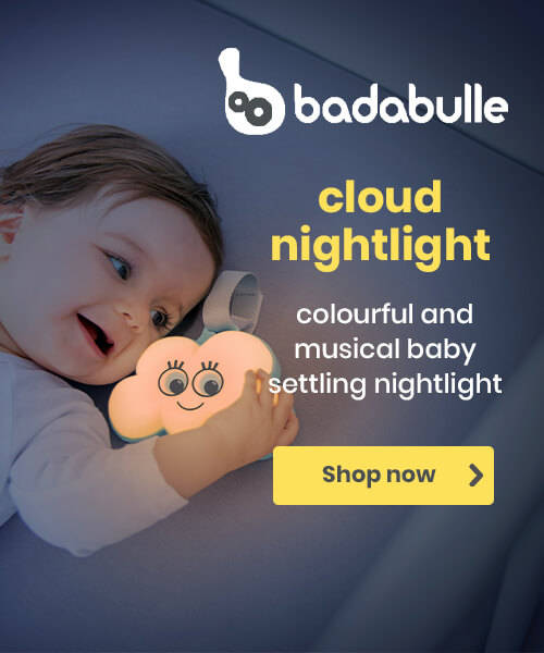 Badabulle Cloud Nightlight
