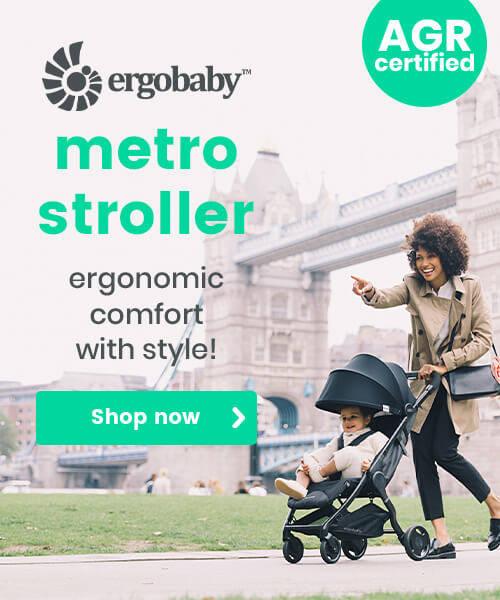 Ergobaby Metro Stroller