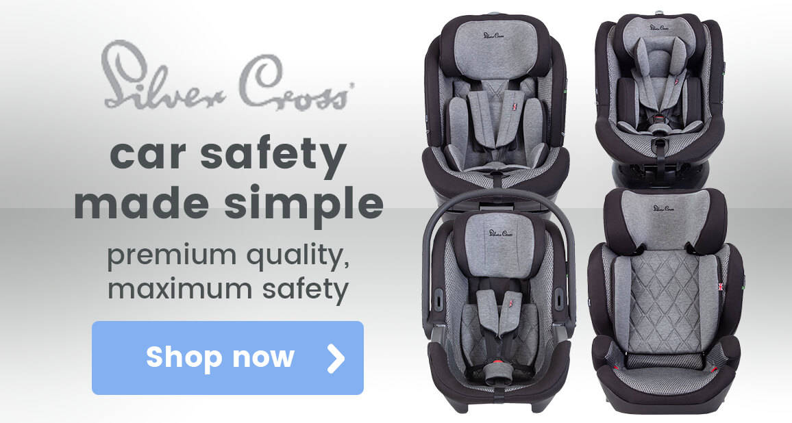 Silver Cross - Car Safety Made Simple
