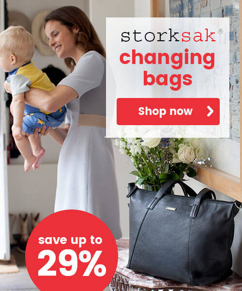 Storksak Changing Bags