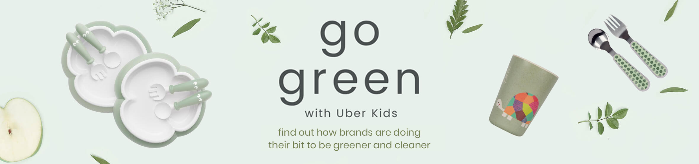 Go Green with Uber Kids