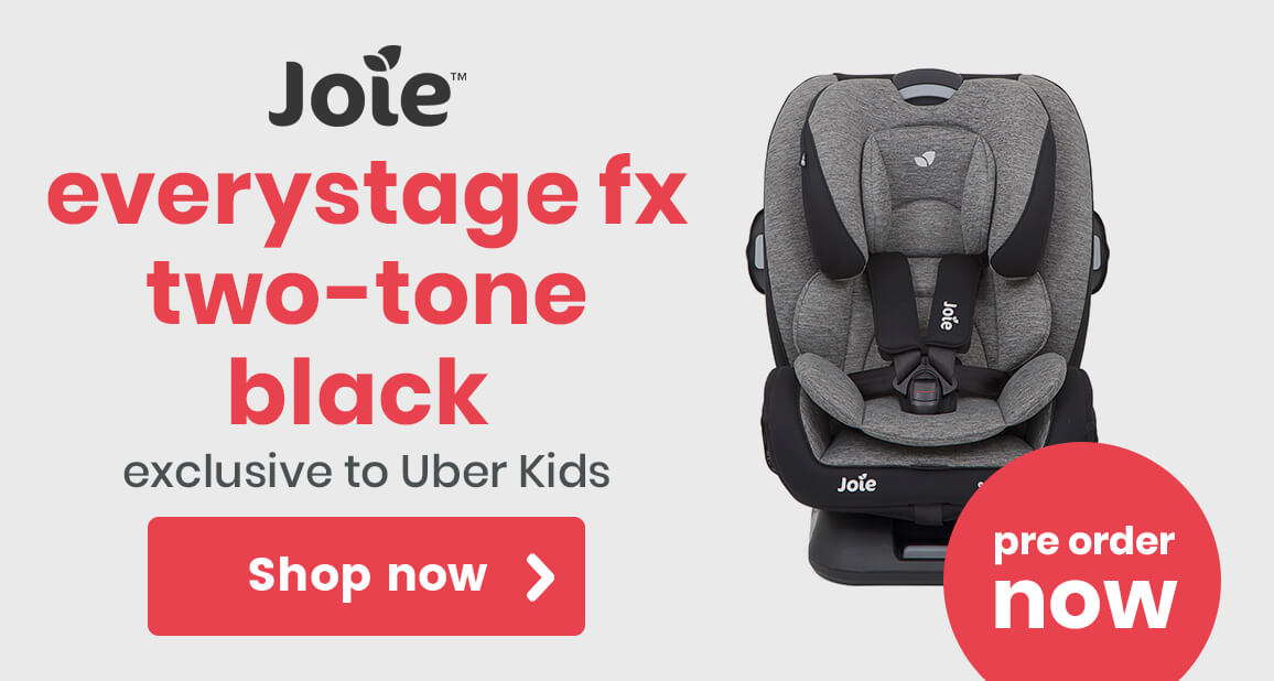 Joie Every Stage FX two-tone black exclusive