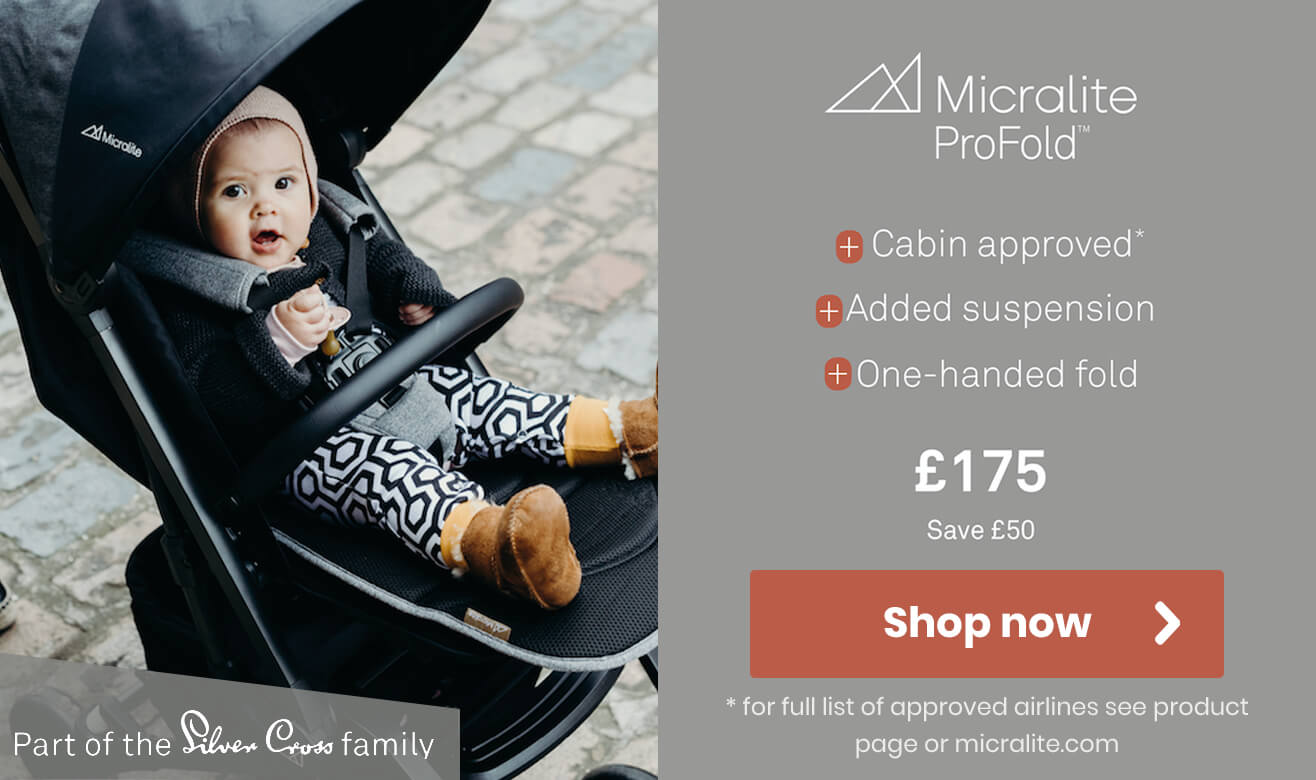 Save £50 on the Micralite ProFold