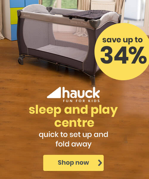 Hauck Sleep and play centre