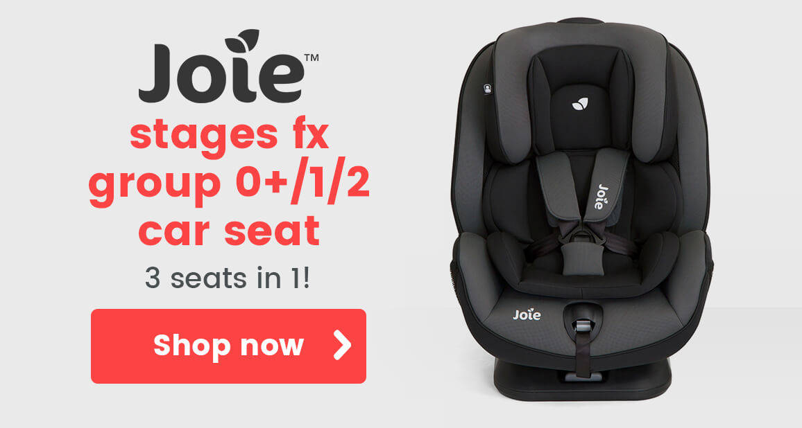 Joie Stages FX Group 0+/1/2 Car Seat