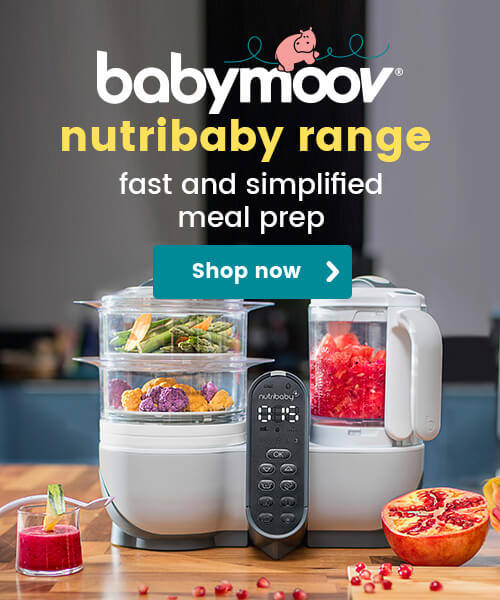 Babymoov Nutribaby range