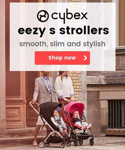 Cybex Eezy S strollers