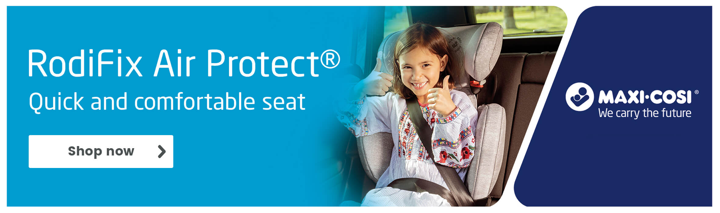 Maxi-Cosi Rodifix AirProtect Group 2/3 Car Seat