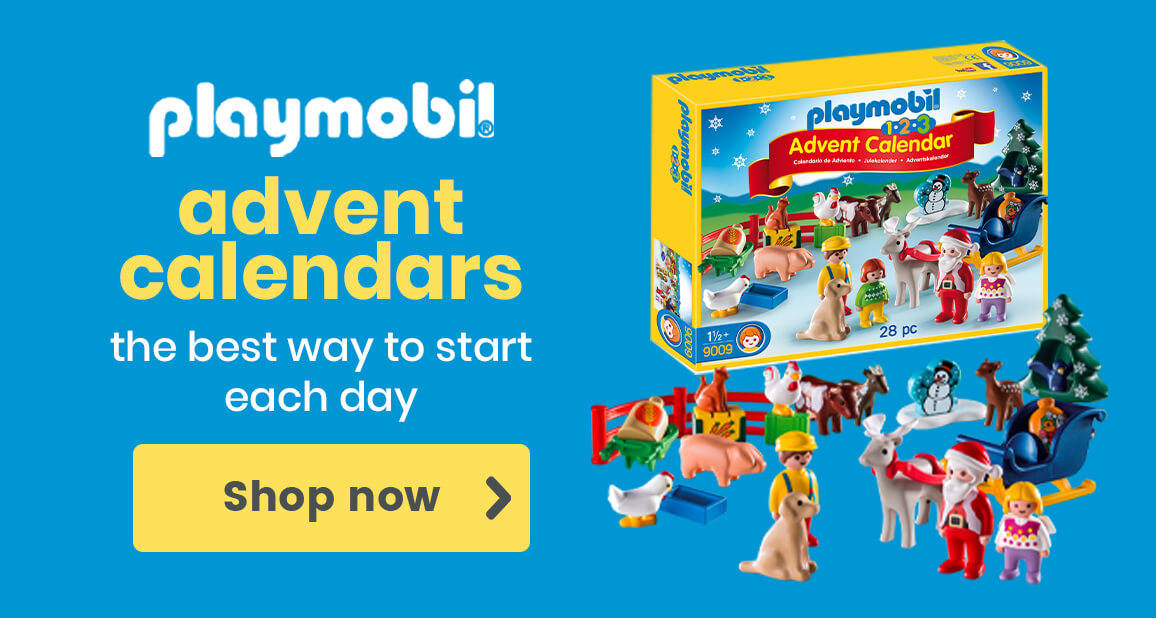 Play Mobil advent calender