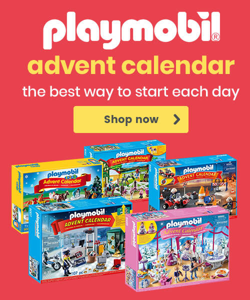 Play Mobil advent calendars