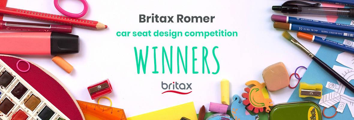 Britax Romer Competition Winners