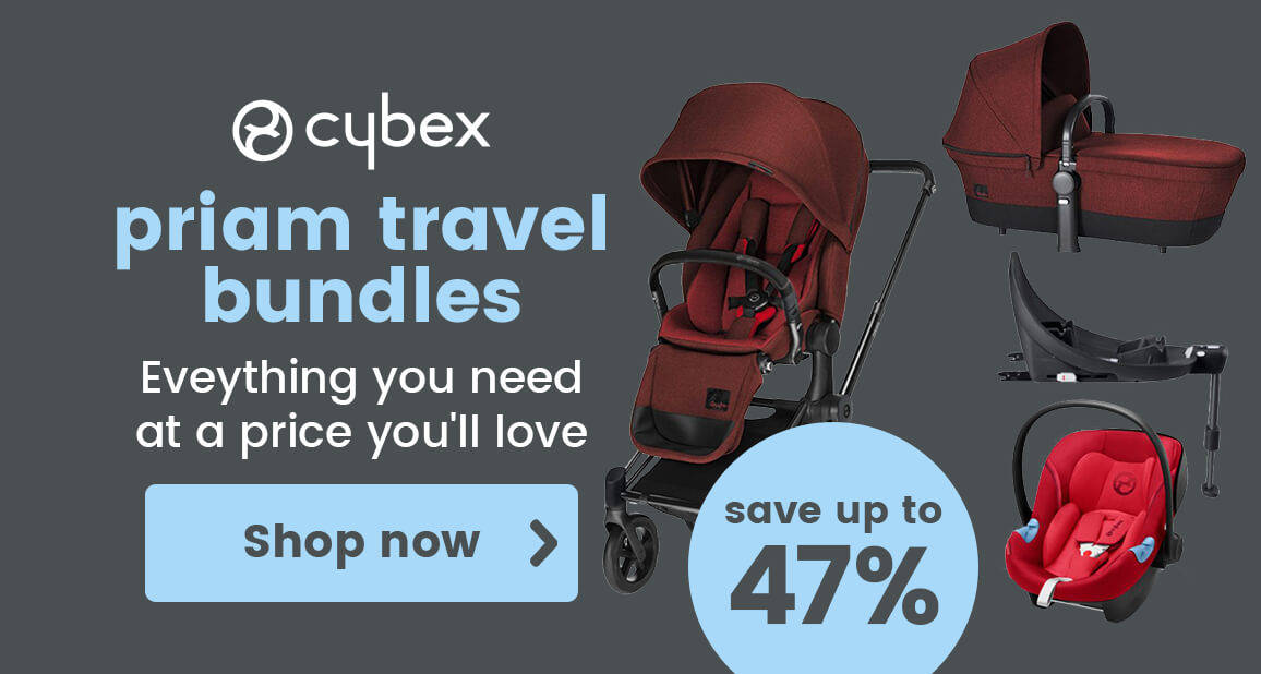 Cybex Priam travel bundles