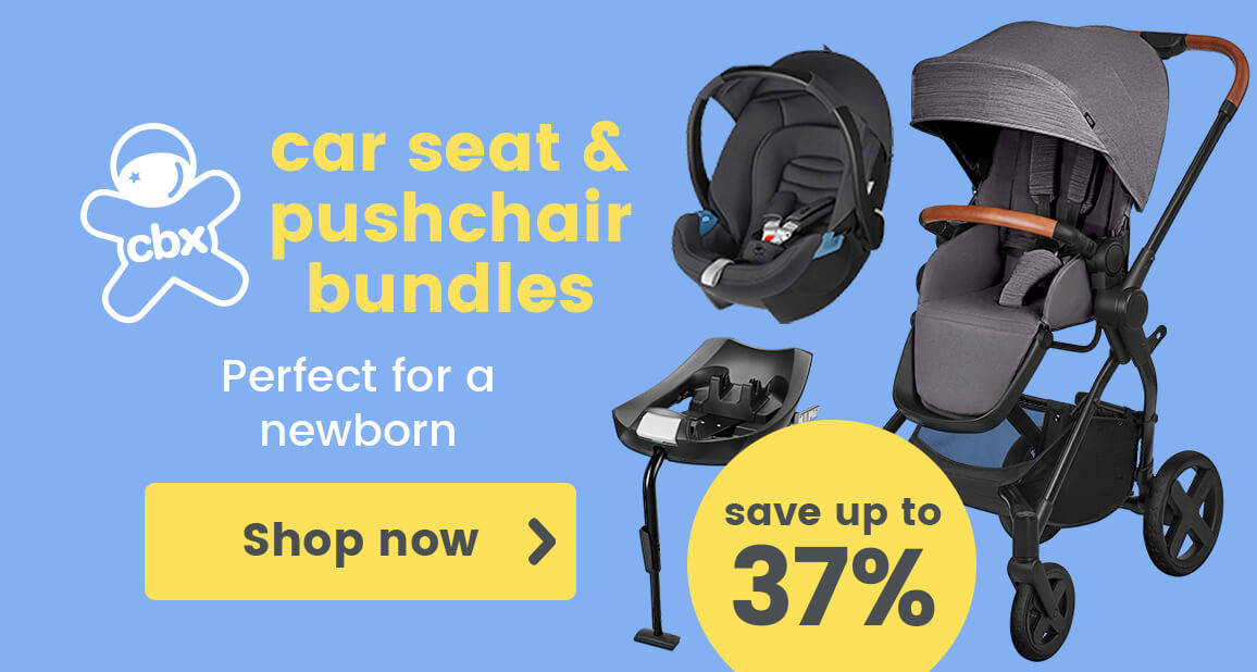 CBX car seat & pushchair bundles