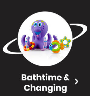 Shop Bathtime & Changing