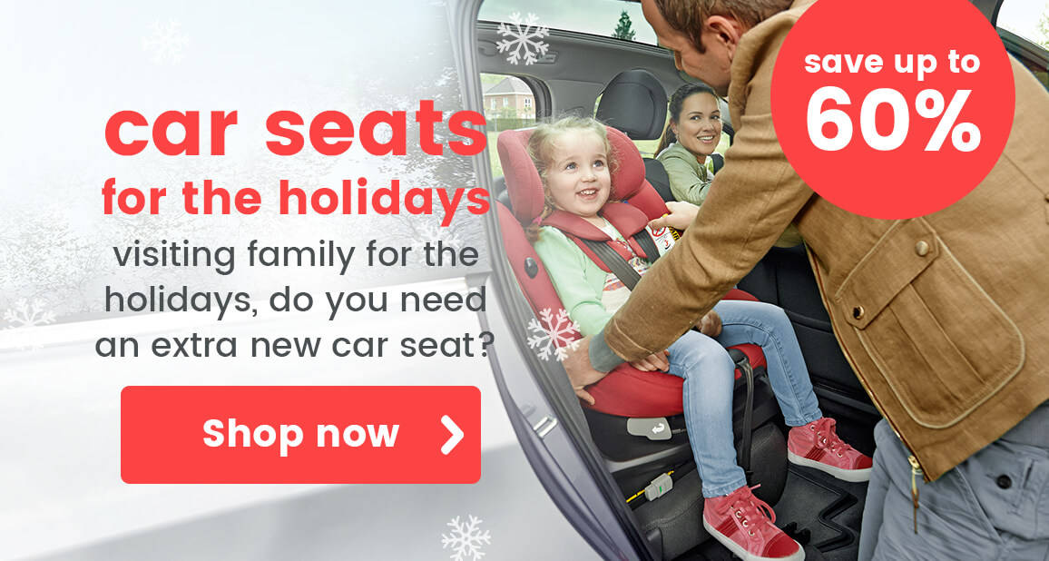 Car seats for the holidays