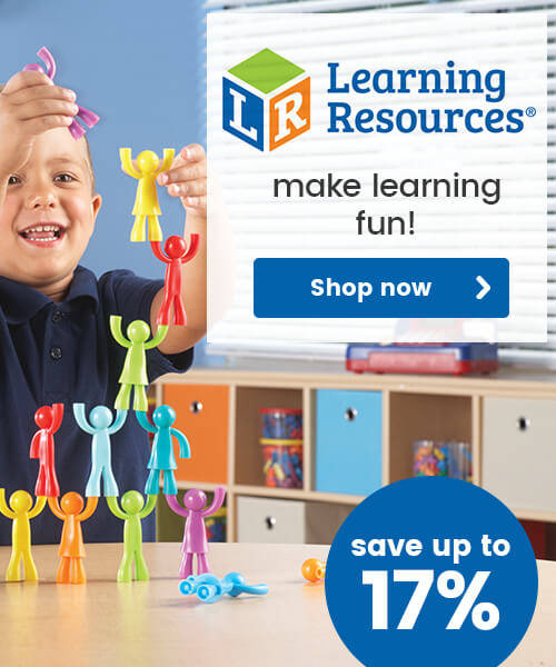 Learning Resources - Make learning fun!