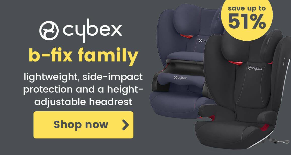 Cybex B-Fix Family