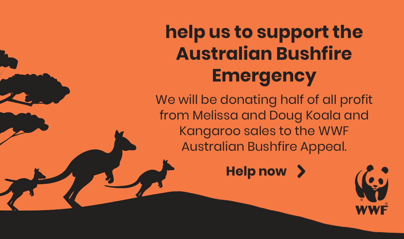 Help us to Support the Australian Bushfire Emergency