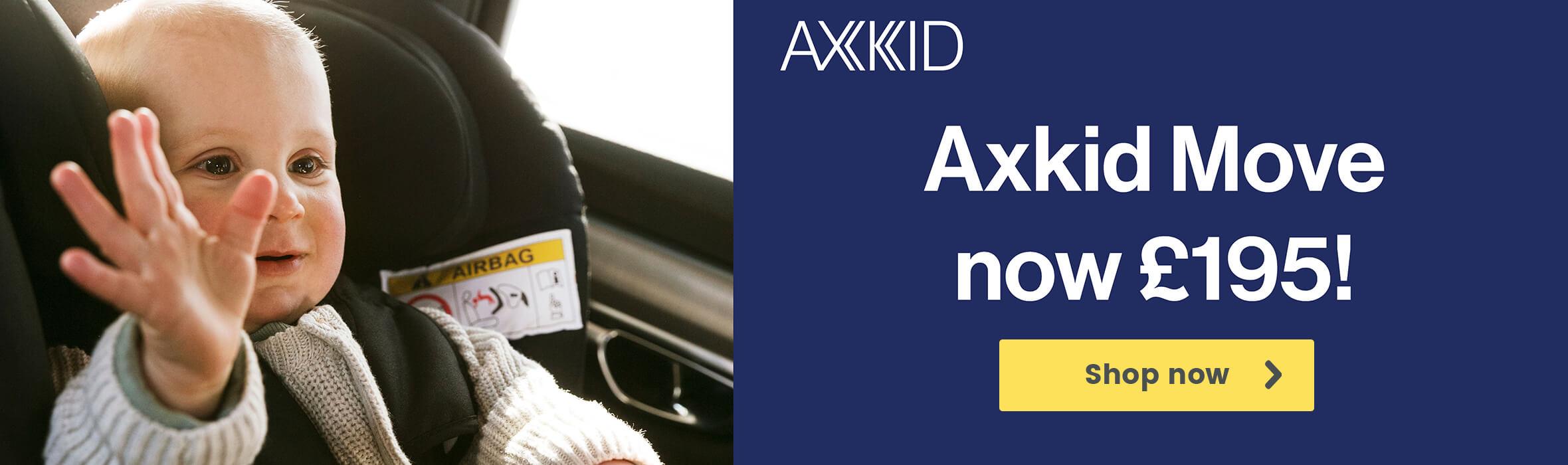 Axkid Move Now £195!