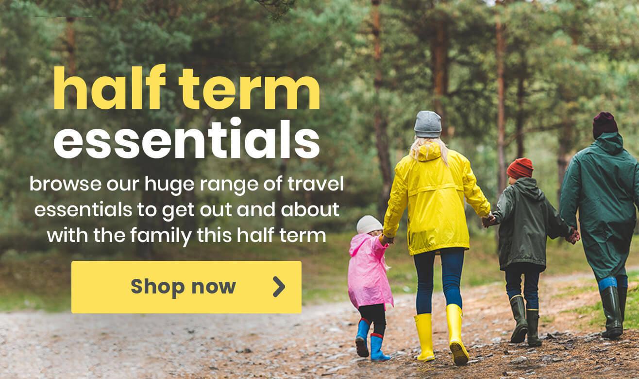 Half Term Essentials