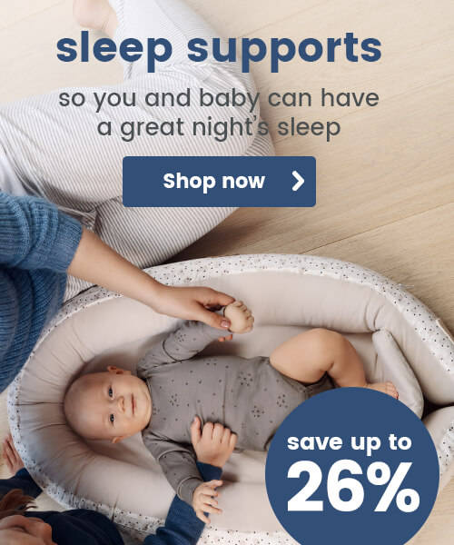 Sleep supports - Save up to 36%
