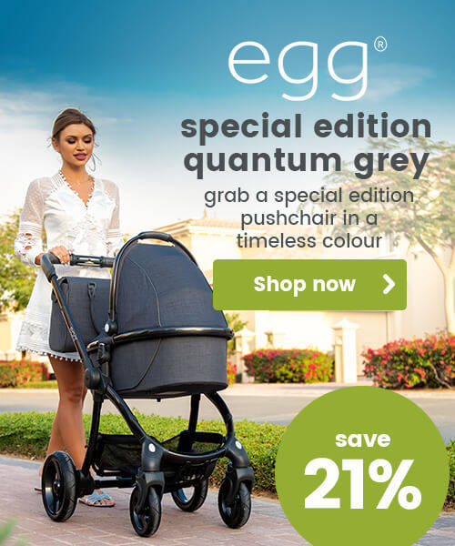 Egg Special Edition Quantum Grey - Save 21%