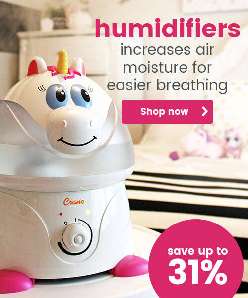 Humidifiers - Save up to 31%