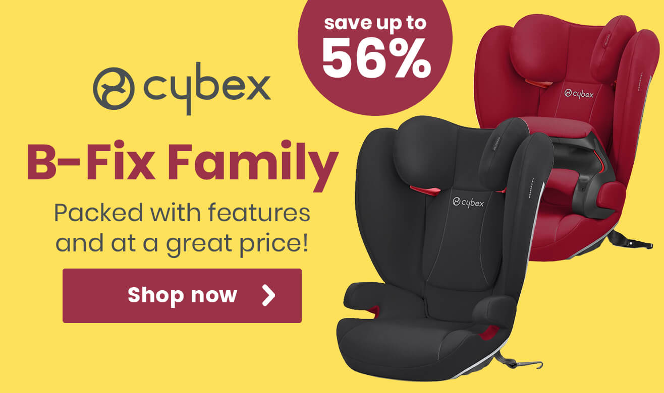 Cybex B=Fix Family - Save up to 56%