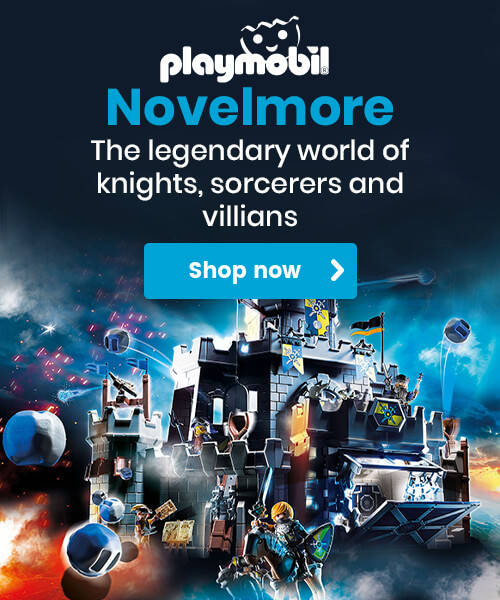 Playmobil Novelmore - The legendary world of knights, sorcerers and villians