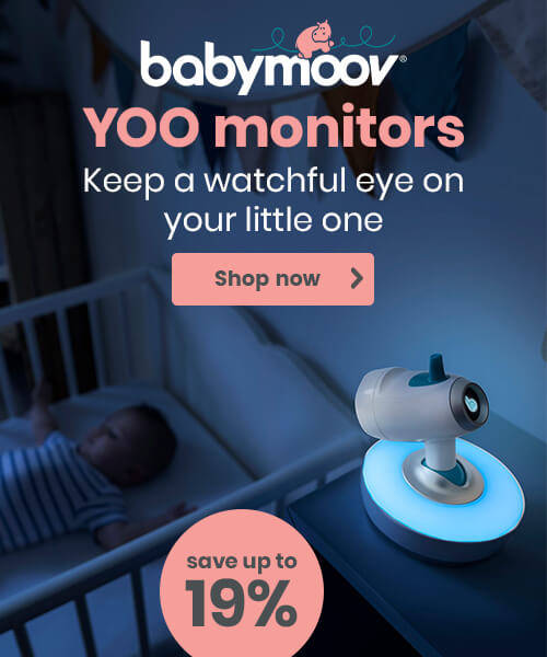Up to 19% off Babymoov YOO monitors