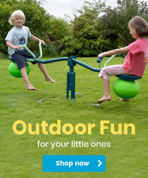 Outdoor Fun for your little ones