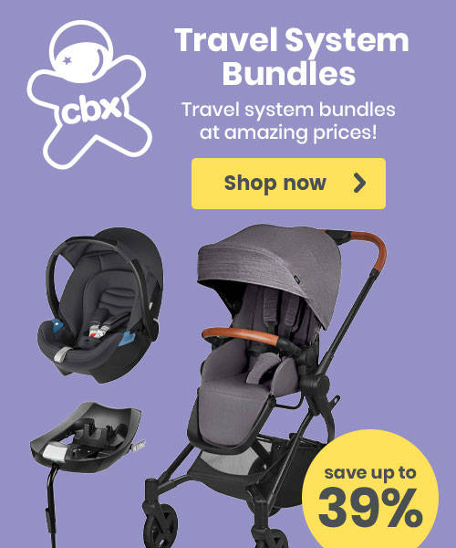 Up to 39% off CBX Travel System Bundles