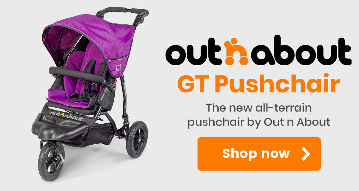 Out N About GT Pushchair