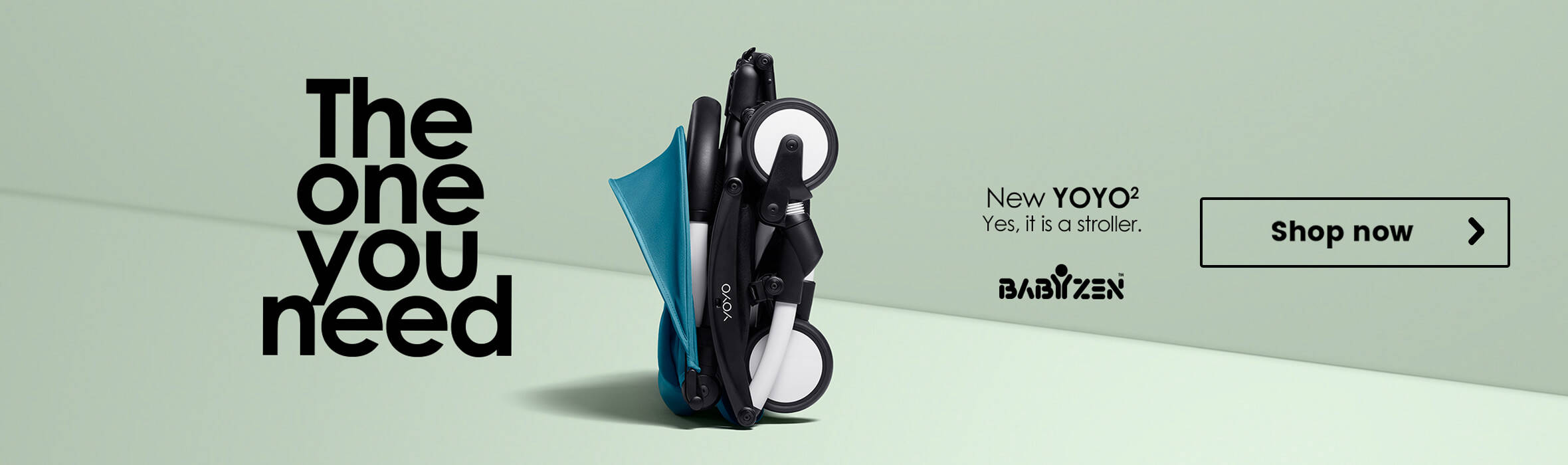 New Babyzen YOYO2 Stroller