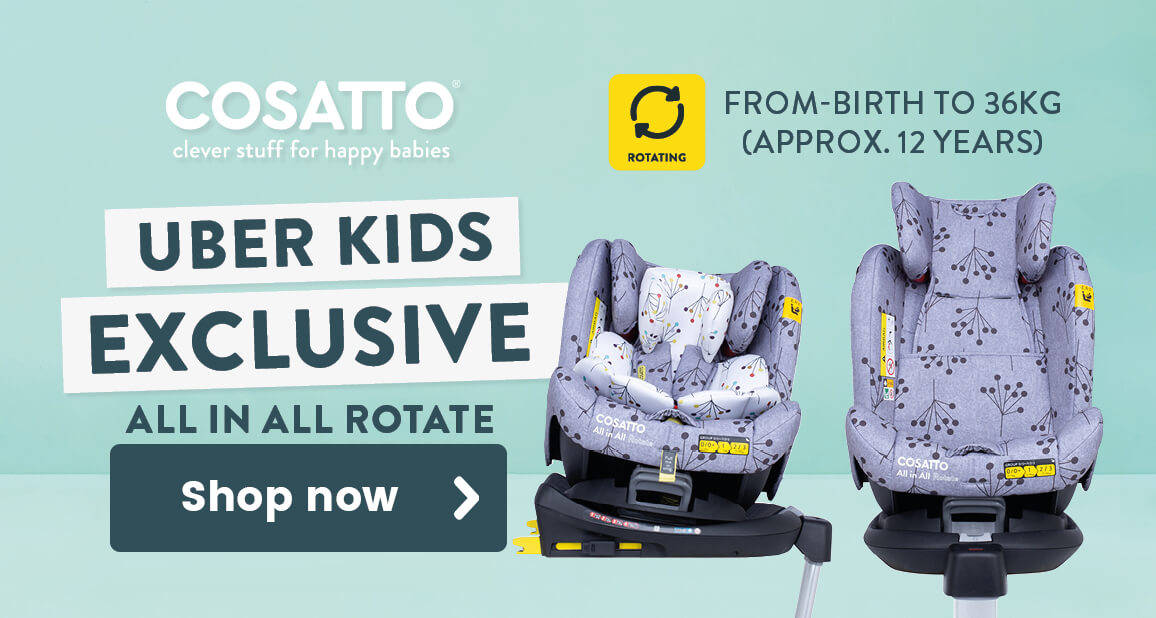 Uber Kids Exclusive Cosatto All in All Rotate