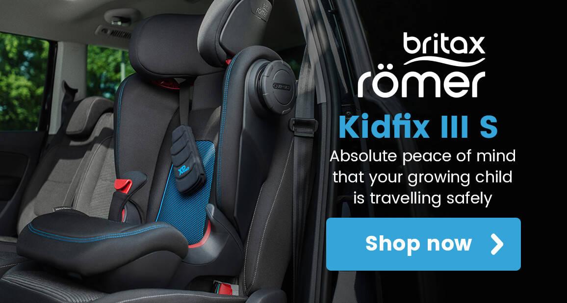 Britax Romer Kidfix III S