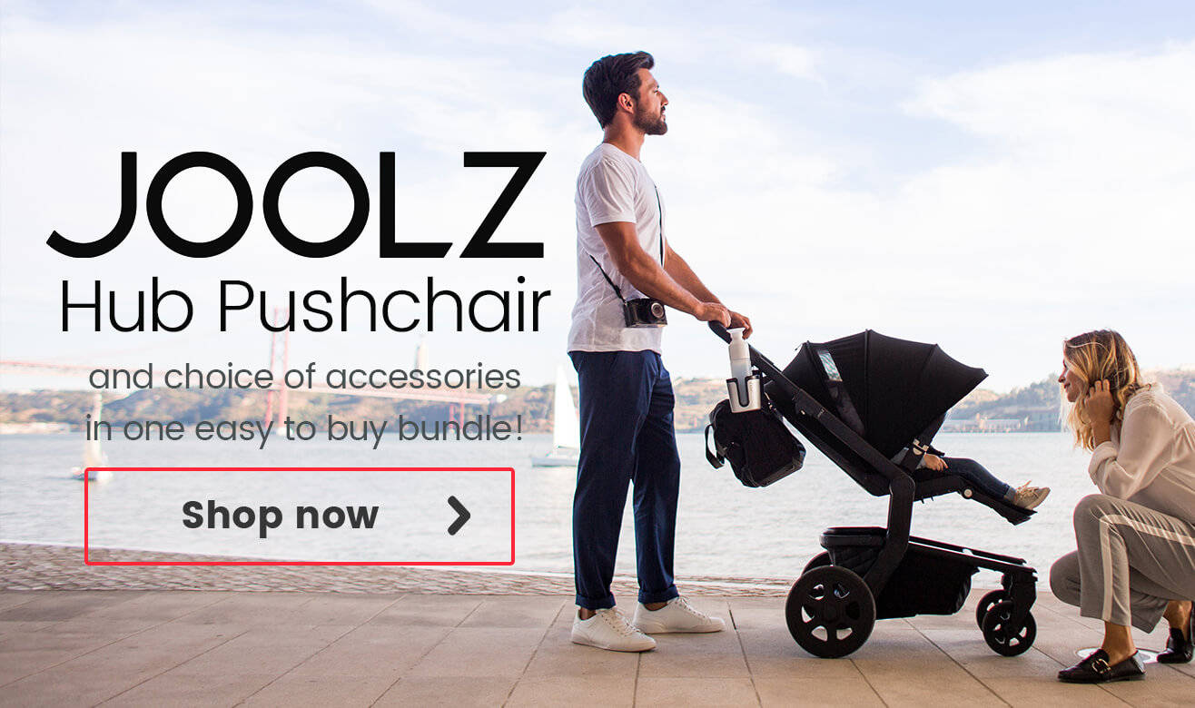 Joolz Hub Pushchair