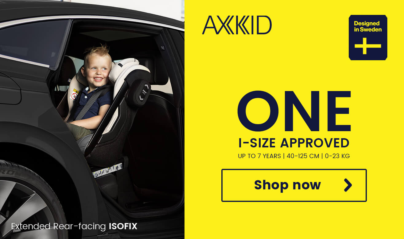 Shop Axkid One i-Size Approved