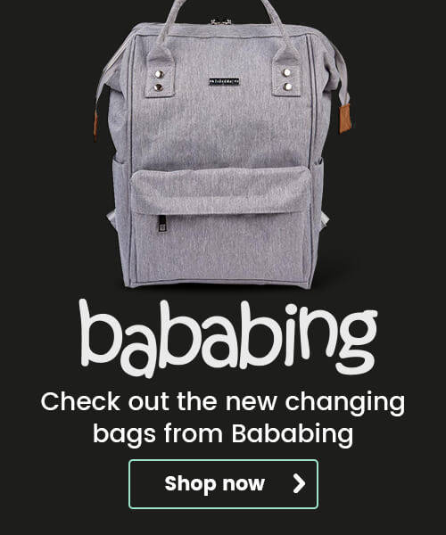 Check out the new changing bags from Bababing