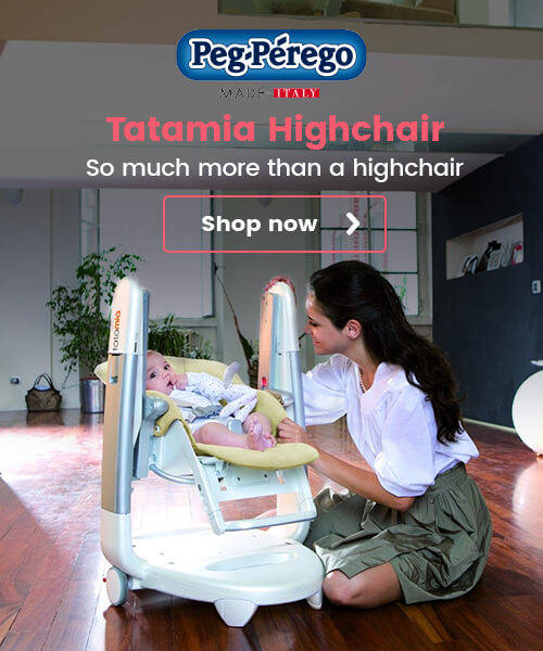 Peg Perego Tatamia Highchair