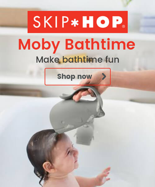 Skip Hop Moby Bathtime - Make bathtime fun