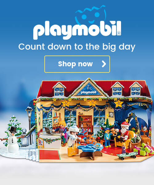 Playmobil Advent Calendars - Count down to the big day